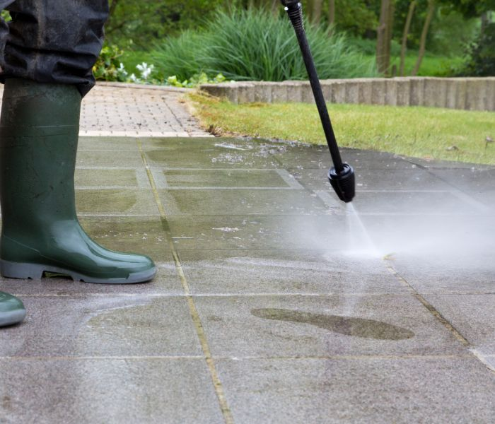 driveway pressure washing fort myers